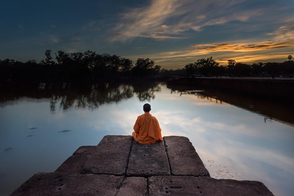 moine-angkor